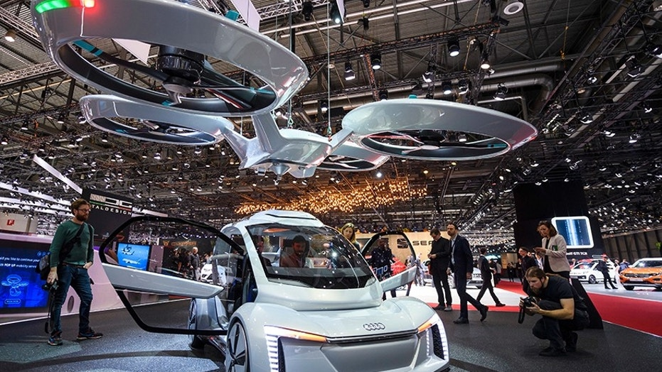 Audi is getting on board a flying car being developed by Airbus by bringing its autonomous driving technology to the table.