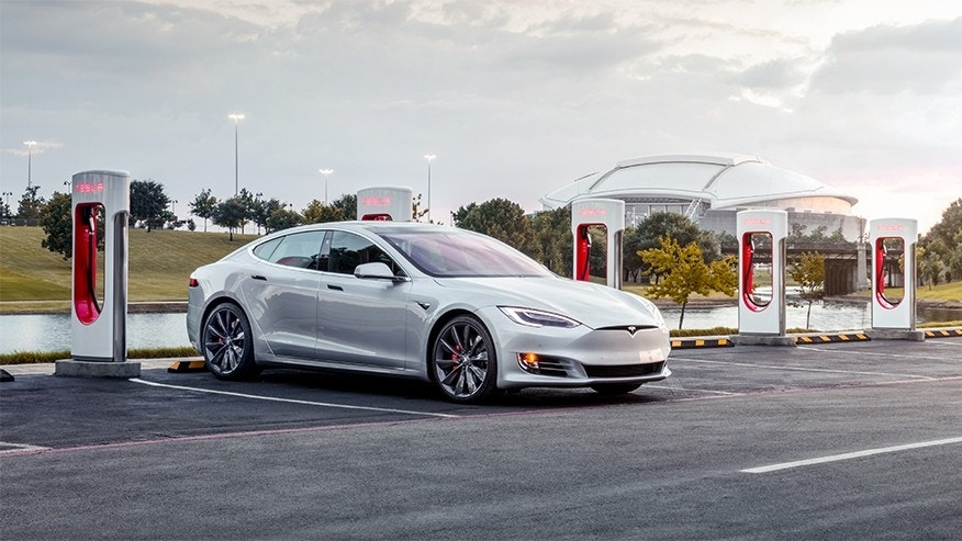 Tesla has doubled price to use some of its Supercharging stations