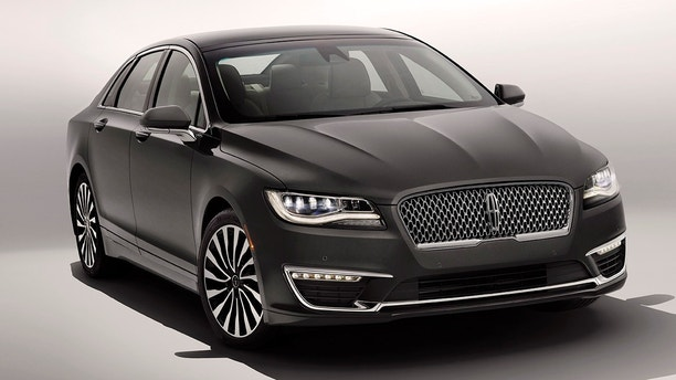 New 2017 Lincoln MKZ provides intuitive technology, effortless performance and distinctive design.