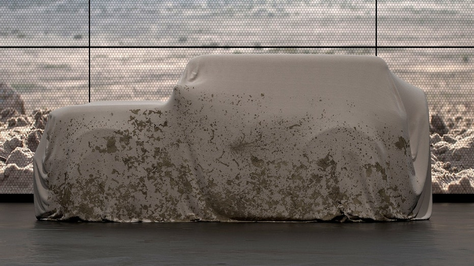 Ford teases new off-road SUV as product plans revealed