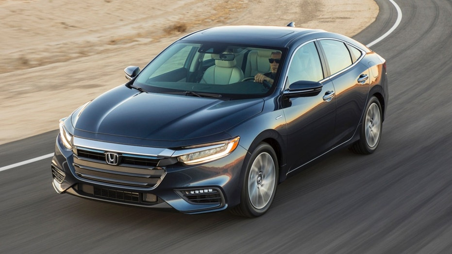 The 2019 Honda Insight is all-new.