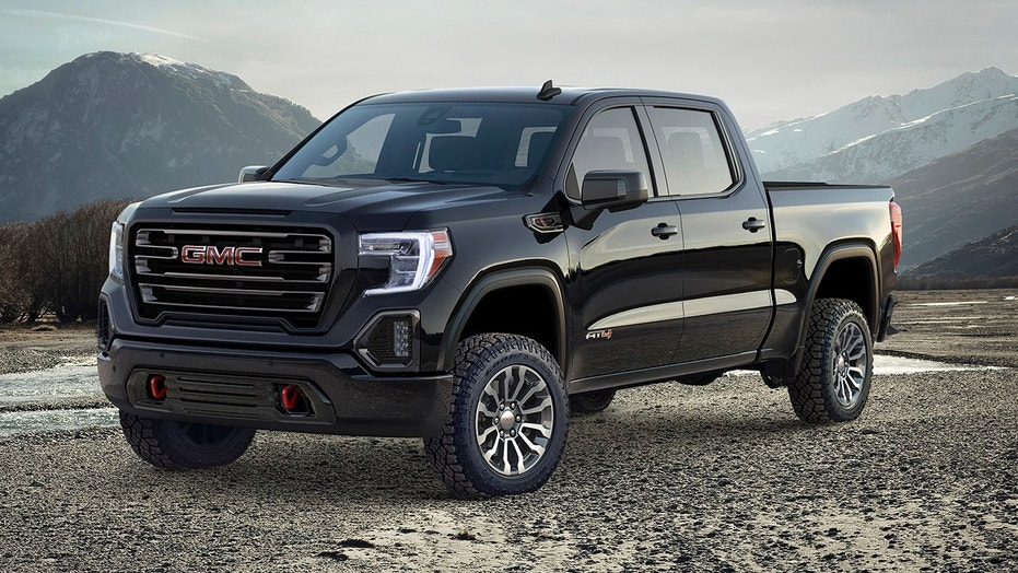 GMC Sierra AT4 takes 'professional grade' pickups to new heights | Fox News
