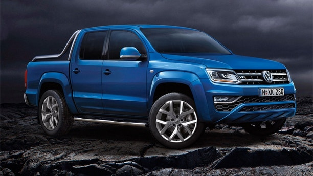 Volkswagen pickup concept to surprise New York auto show, report says | Fox News