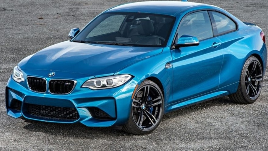 BMW's new service, called Access by BMW, will let subscribers sample a fleet of luxury rides, including the M2 coupe.