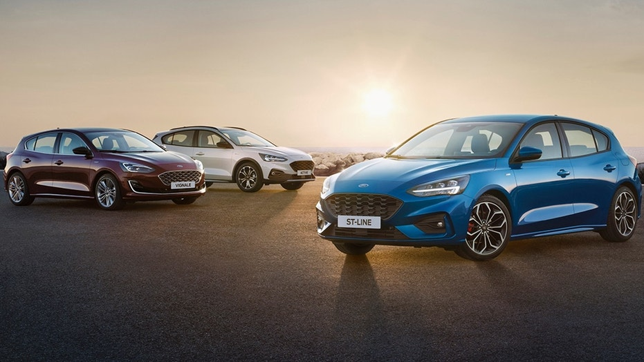 China-made Ford Focus revealed ahead of exports to U.S. next year ...