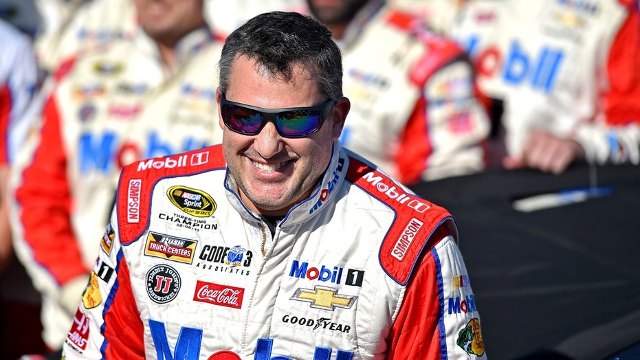 Tony Stewart retired from driving after the 2016 NASCAR season.