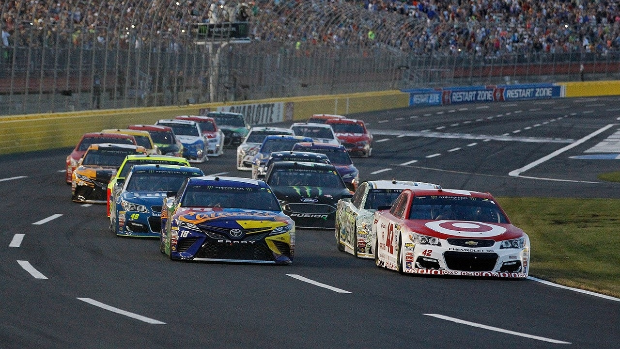 NASCAR to test restrictor plates in $1 million Charlotte All-Star race