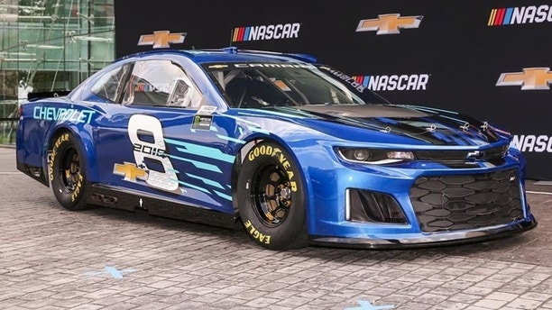 Ford Mustang to enter NASCAR Cup series in 2019 | Fox News