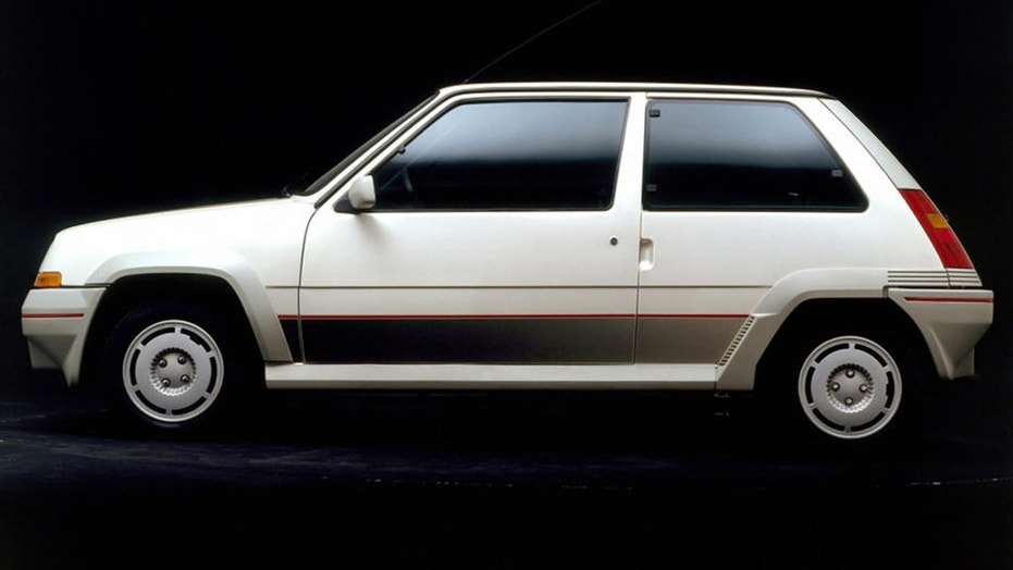 The Renault 5 GT Turbo was built from 1985 to 1991.