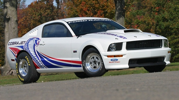 The 2018 Cobra Jet is the quickest Ford Mustang ever | Fox ...