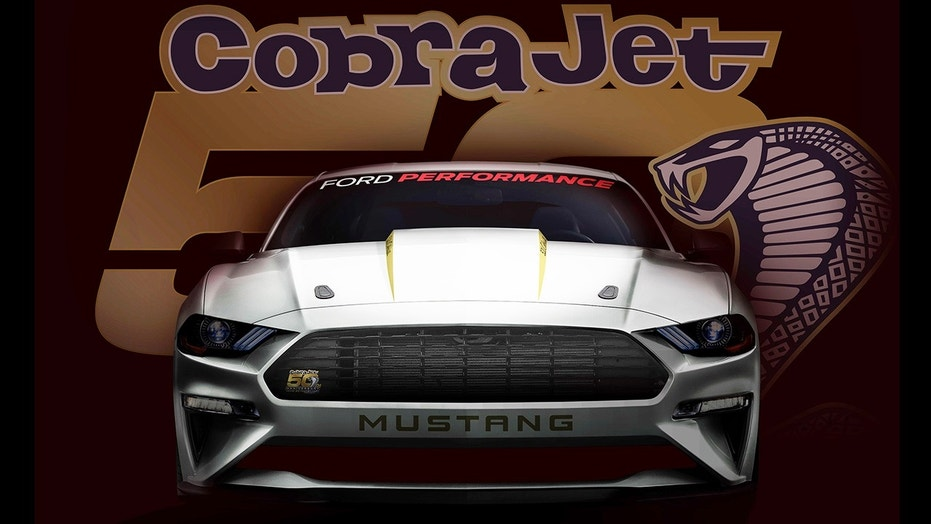 cobra jet   quickest ford mustang  fox news