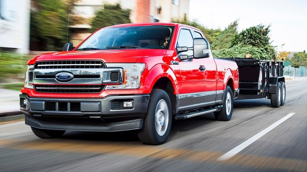 The 2018 Ford F-150 diesel rated at best-in-class 30 mpg ...