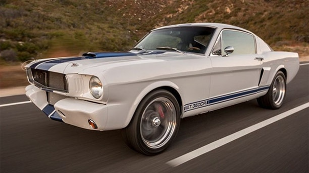 Shelby GT350CR