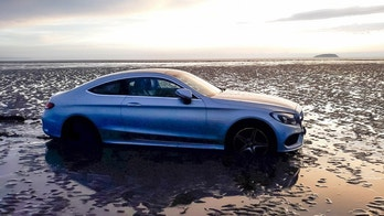 Please note mandatory credit - Burnham Coastguard Rescue Team / SWNS