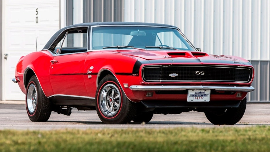 This 1968 Yenko sold for $175,000 at Mecum's Kissimmee auction