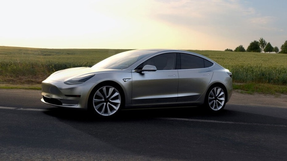 The price of Elon Musk's Tesla Model 3 just more than doubled