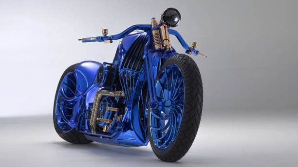 1 9 Million Harley Davidson Is The World S Most Expensive