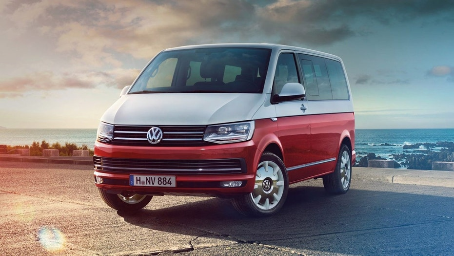 The Volkswagen T6 Transporter is not currently sold in the United States.