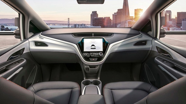 GM's autonomous vehicle unit gets $2.25-billion funding from SoftBank