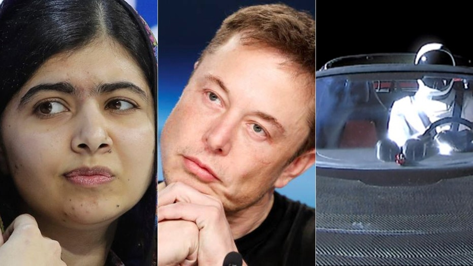 Malala Yousafzai's 'Otherworldly' Message To Elon Musk Wins The Internet