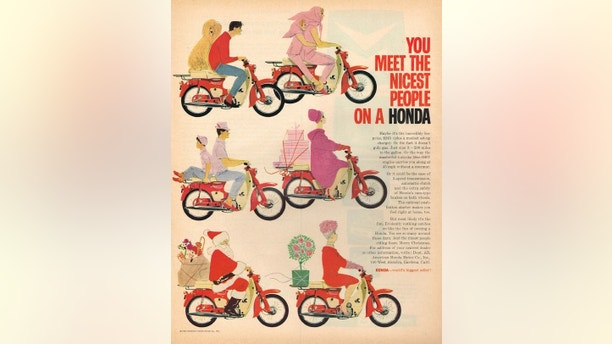 honda super cub the best selling vehicle of all time returns to usa international latest. Black Bedroom Furniture Sets. Home Design Ideas