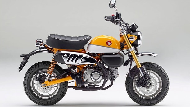 honda super cub the best selling vehicle of all time returns to usa fox news. Black Bedroom Furniture Sets. Home Design Ideas