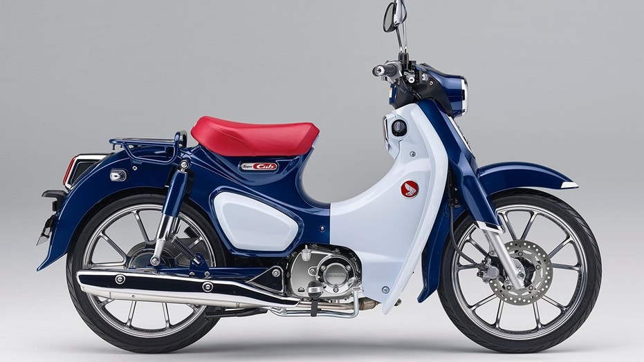 Honda Super Cub The Best Selling Vehicle Of All Time Returns To