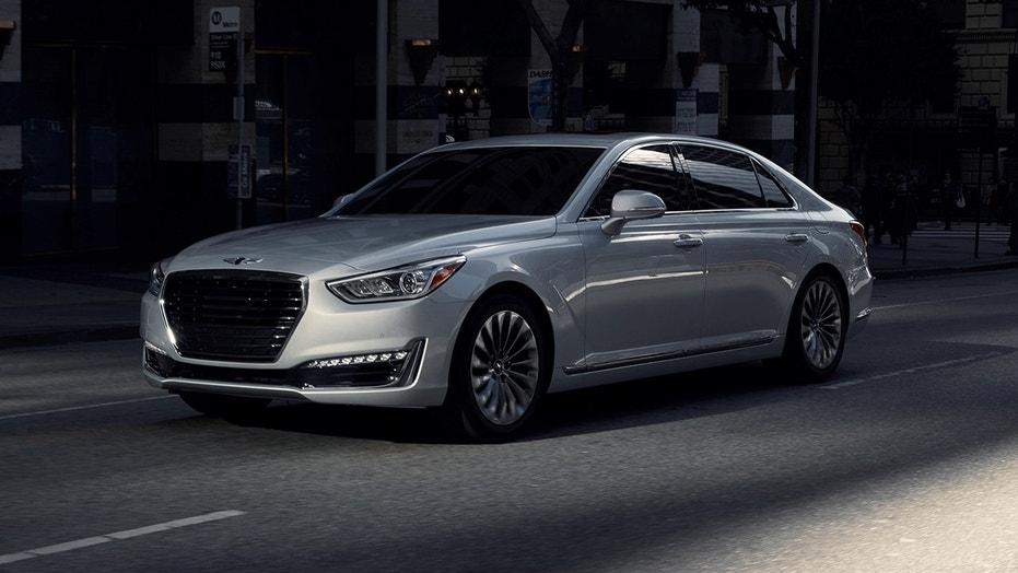 Genesis, Kia and Hyundai take J.D. Power's top three quality spots