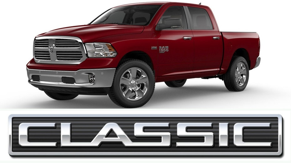 the 2019 ram 1500 classic is a brand new old pickup fox news