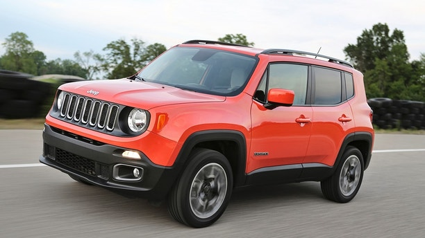 2018 Jeep® Renegade Latitude