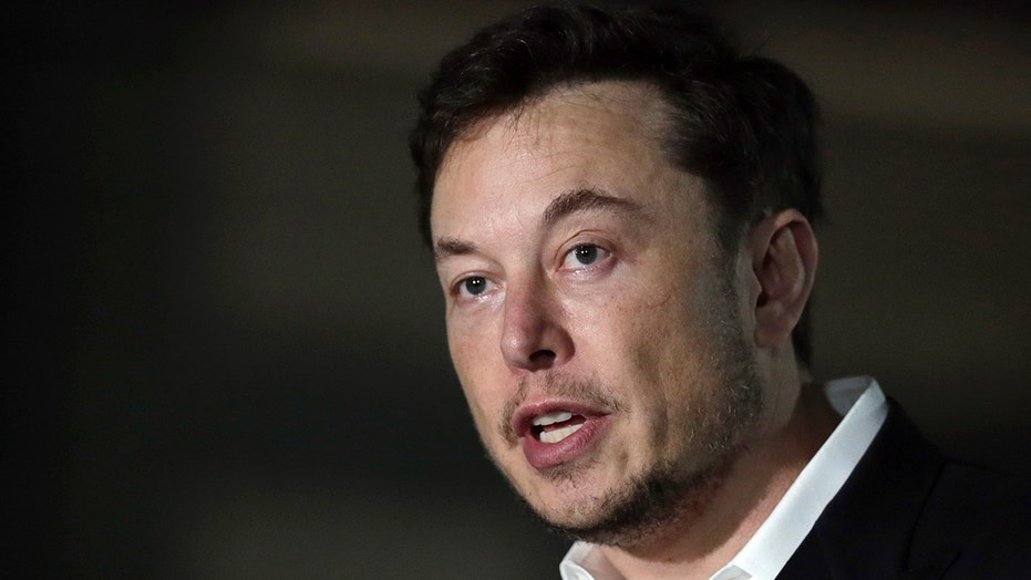 Elon Musk settles freakish fight over a farting unicorn