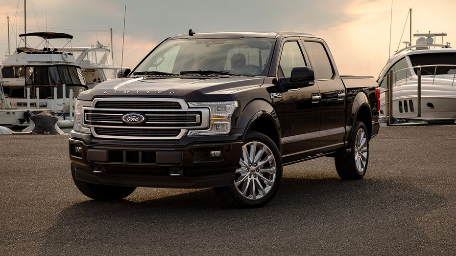 Ford's range-topping F-150 Limited getting 450 horsepower