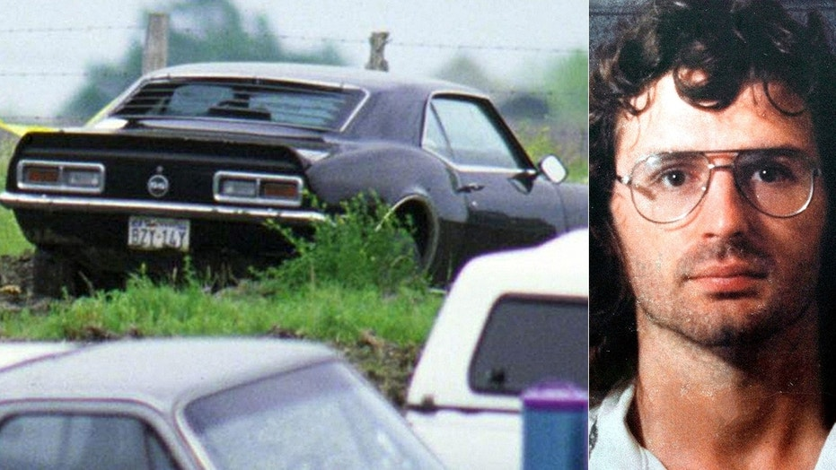 David Koresh's 1968 Chevrolet Camaro was seized by government agents during the 1993 siege of the Branch Davidians' compound in Waco, Texas.