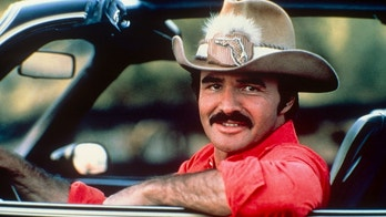 Burt Reynolds in the car from Smoky and the Bandit; circa 1970; New York. (Photo by Art Zelin/Getty Images)
