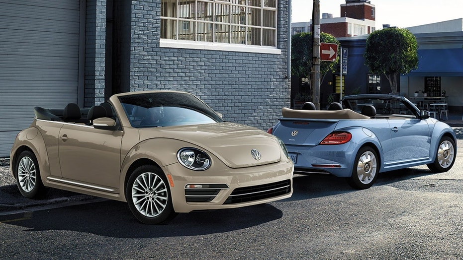 Volkswagen to stop making the Beetle next year