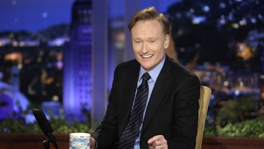 Conan O'Brien's ratings have been soaring since he's been battling NBC.