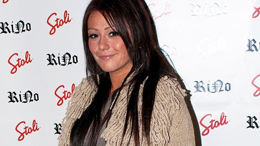 'Jersey Shore' star Jenni 'JWOWW' Farley in Chicago.