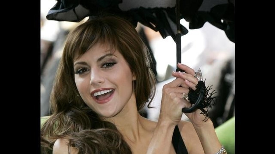 File: Actress Brittany Murphy.