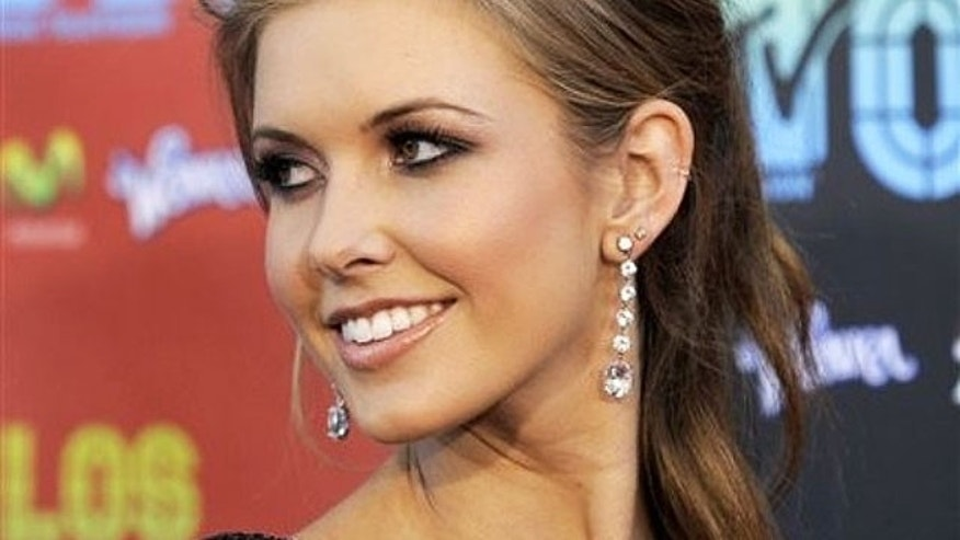 Audrina Patridge, star of The Hills, has been having stalker problems recently.