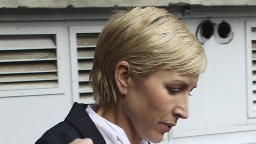 March 29: Heather Mills, former wife of British musician Paul McCartney, leaves an employment tribunal court in Ashford, Kent in England.