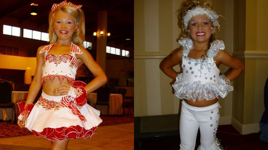 Children featured on 'Toddlers in Tiaras.' (TLC)
