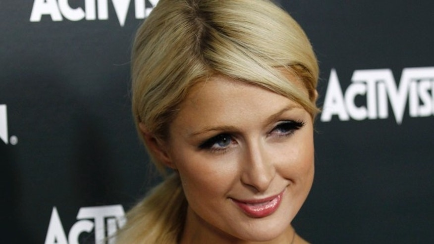 June 14: Paris Hilton arrives at the Activision E3 2010 Preview event in Los Angeles.