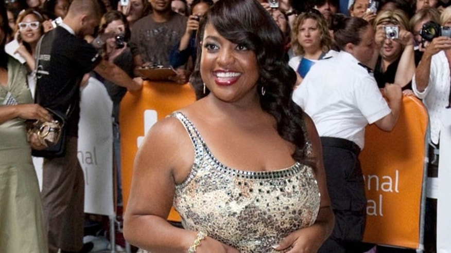 Sherri Shepherd, one of the hosts of 'The View'