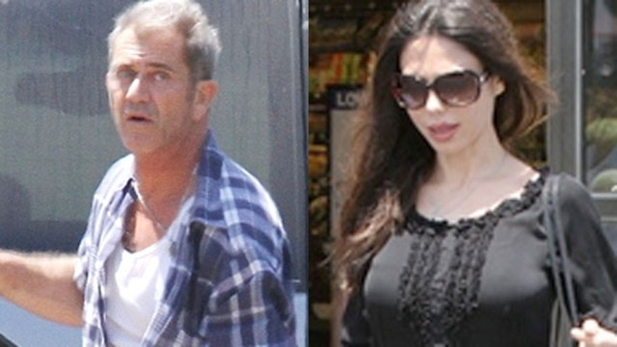 Mel Gibson and Oksana Grigorieva have been leading separate lives in Los Angeles since their ugly split. (X17Online.com)