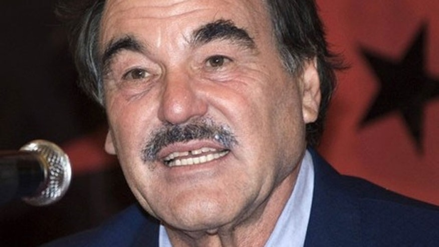 Oliver Stone is under fire for making comments that some have interpreted as being anti-Semitic.