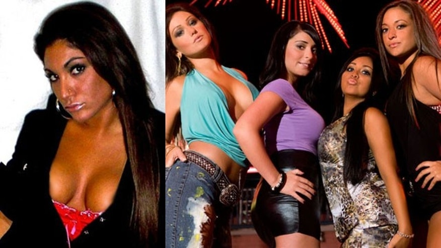 Deena Nicole, left, will join the cast of 'Jersey Shore' during season three of the MTV show.