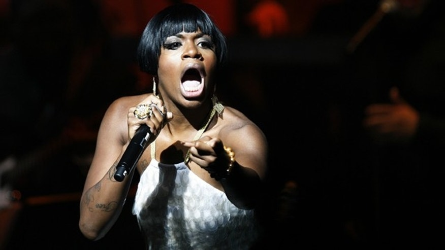 Singer Fantasia Barrino. (Reuters)