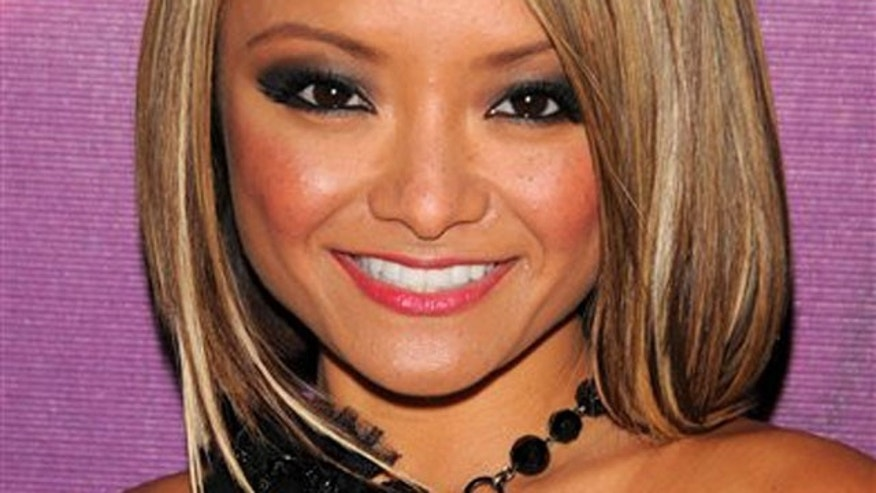 Tila Tequila was pelted with objects that she claims caused injuries to her face at a concert this weekend.
