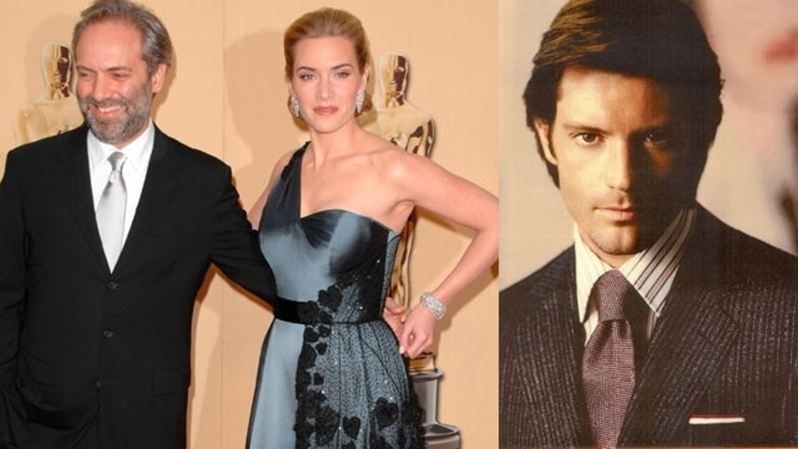 Kate Winslet and husband of seven years Sam Mendes split earlier this year and now she is dating model Louis Dowler.