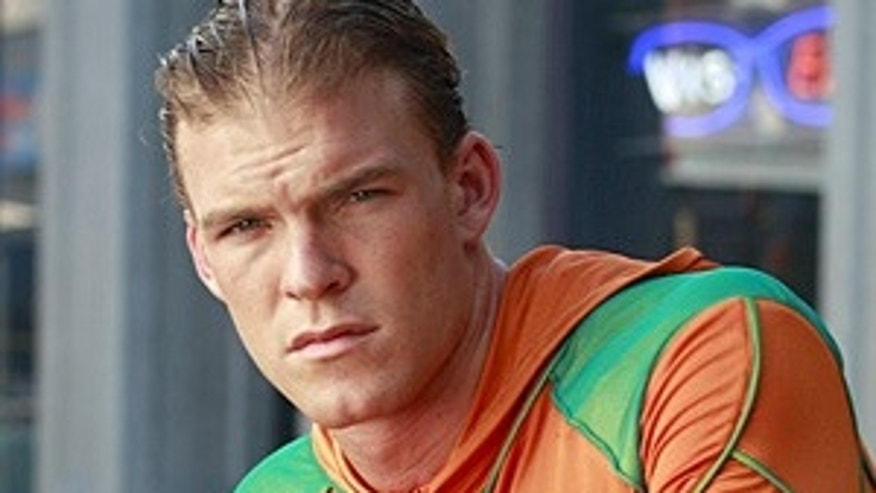 """Odyssey"" -- Alan Ritchson as Arthur Curry, in SMALLVILLE, on The CW Network.  Photo: Michael Courtney/The CW  � 2008 The CW Network, LLC. All Rights Reserved."